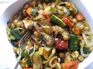Spiced Vegetable Dish